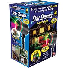 laser christmas lights amazon amazon com star shower star shower outdoor laser christmas lights