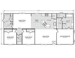 2016 fleetwood homes eagle 28603g 1 680 sq ft 28 u0027 x 60 u0027 double
