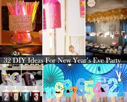 New Years Eve Decorations For Party by New Year Decoration Ideas Top 32 Sparkling Diy Decoration Ideas