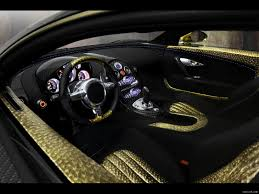 mansory bugatti 2010 mansory bugatti veyron linea vincerò d u0027oro interior hd