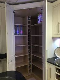 Wickes Bookcase Mrs Weston Wanted A Pantry In Her New Kitchen But The Modern