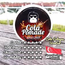 Pomade Wax qoo10 local hair wax brand cosmetics