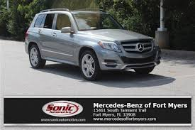 mercedes fort myers fl used 2015 mercedes glk class for sale in fort myers fl