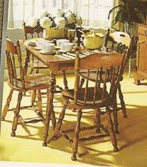 Modernizing Antique Furniture by Modernizing Mema U0027s Table And Chairs