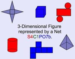 three nets shapes dimrnsional pictures to pin on pinterest pinsdaddy