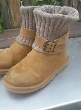 womens ugg boots cambridge ugg australia cambridge womens boots size 7 or 9 chestnut brown