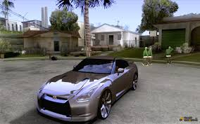 modified nissan skyline r35 nissan gtr r35 for gta san andreas