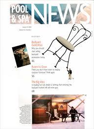 pool u0026 spa magazine u2014 steve phillips design