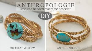 make wrap bracelet images Diy anthropologie inspired macrame beaded wrap bracelet jpg