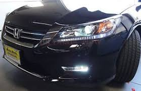 2014 honda accord led low beam hid kit for 2013 2014 honda accord w free led parking