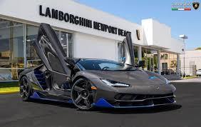 lamborghini car dealerships most powerful lamborghini produced hits californian