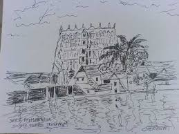 edm 41 landmark in your city sree padmanabha swamy temple