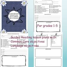 elementary weekly lesson plan template gallery templates design