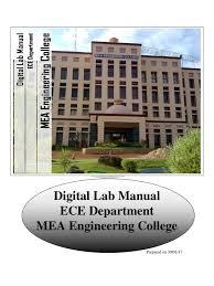 lab manual ec 230 digital electronics electronic circuits