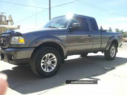 2004 ford ranger 4x4 edge extended cab pickup 2 door 40l looks and