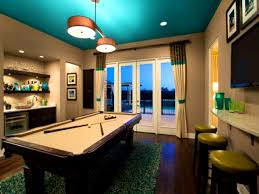 Dining Room Pool Table Stunning Pool Table Decorating Ideas Pictures Home Ideas Design