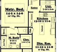 Square House Plans With Wrap Around Porch Simple 3 Bedroom House Plans 40x40 Floor Ranch Style Plan Beds