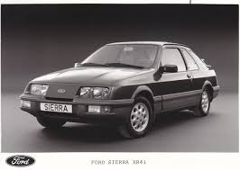 ford sierra xr4i 1986 ford sierra ford and cars