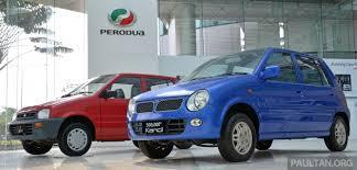 gallery perodua kancil to perodua axia malaysia u0027s most