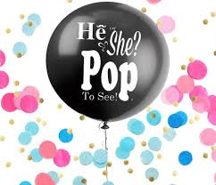 gender reveal balloons gender reveal balloon bash in the box party ideas united states