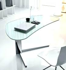 Office Depot Glass Desk Glass Top Office Desk Executive Office Table With Glass Top Glass