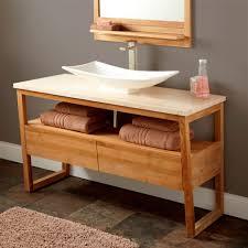 Bathroom Teak Furniture Teak Bathroom Storage Furniture City Gate Beach Road