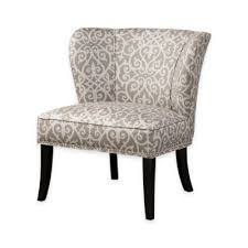 Grey And White Accent Chair Buy Grey Accent Chair From Bed Bath U0026 Beyond