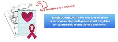 10 easy steps to effective sponsorship request letters free