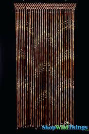 Diy Beaded Door Curtains Diy Bead Doors Diy Projects