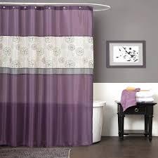 shower curtains purple paisley shower curtain bathroom decorating