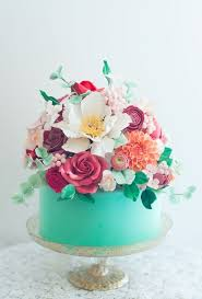 flower cakes best 25 flower cakes ideas on flower cake decorations