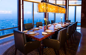 restaurant review at mosphere burj khalifa dubai changeboard
