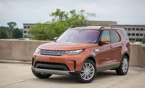 original land rover 2017 land rover discovery in depth model review car and driver