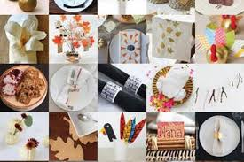 24 thanksgiving ideas decorations activities craft projects