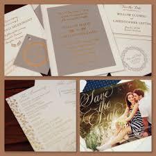paper passionista letterpress wedding invitations
