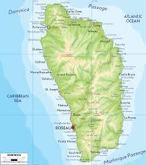 Puerto Rico Island Map by Impressum