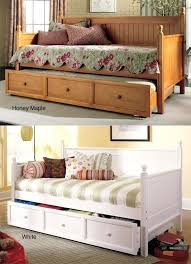 daybeds exquisite day beds with storage white twin full size