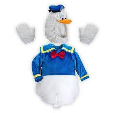 donald costume disney store donald duck plush costume size 18 24