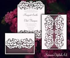 set laser cut wedding invitation card templates 5x7 u0027 u0027 gate