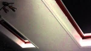 velux solar powered blinds youtube