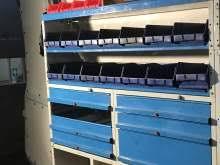 scaffali per furgoni usati allestimenti furgoni attrezzi da lavoro kijiji annunci di ebay