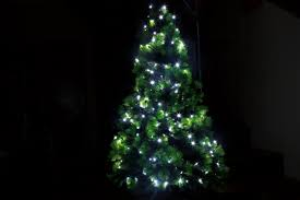 How To Put Lights On A Real Christmas Tree Inverted Christmas Tree Meaning Christmas Lights Decoration