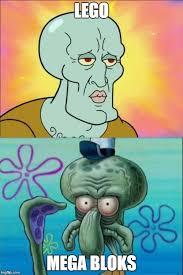 Mega Meme - squidward meme imgflip