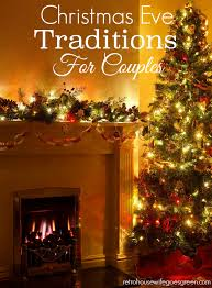 traditions for couples retro goes green