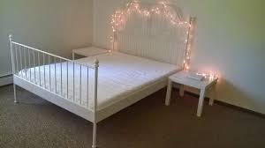 Leirvik Bed Frame White Luröy Bed Frames Leirvik Frame Ikea Assembly Suitable And Beautiful