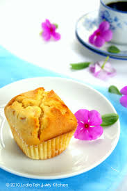 Teh Fruity my kitchen yogurt muffin a fruity treat
