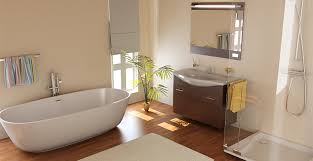 Can You Install Laminate Flooring In A Bathroom Does Laminate Make Good Bathroom Flooring The Carpet Guys
