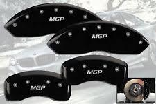 2006 bmw 325i brakes disc brake caliper cover mgp caliper covers 22015smgpbk ebay