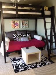 loft beds for adults marvelous mahogany loft bed for adults