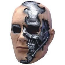 Terminator Halloween Costume 600 Terminator Salvation Mask Kids Cyborg Halloween Fancy Dress